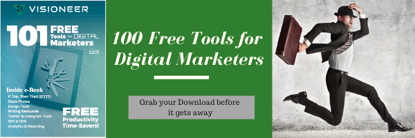 101 Free Tools for Digital Marketers